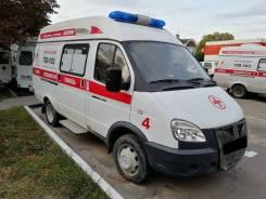 """ГАЗ ГАЗель Бизнес. Скорая помощь на шасси ГАЗ-3221 """"ГАЗель Бизнес"""", 2 690куб. см., 4x2"""