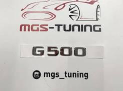 Шильдик G500 на Mercedes-Benz G-Class