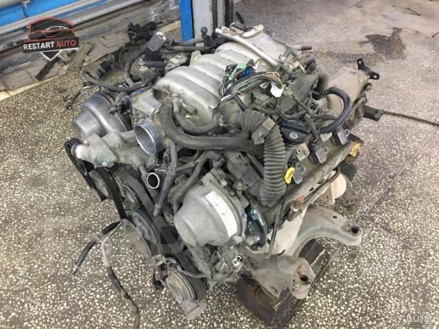 Контрактный Двигатель Lexus, прошла проверку msk