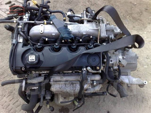 Контрактный Двигатель Fiat, прошла проверку msk
