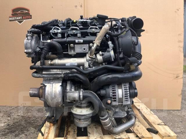 Контрактный Двигатель Jaguar, прошла проверку msk