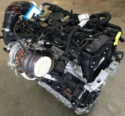 Контрактный Двигатель Skoda, прошла проверку