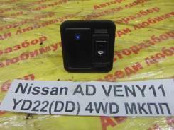 Кнопка омывателя стекла заднего Nissan AD Nissan AD 07.1999