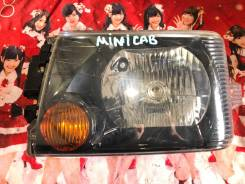 Фара Mitsubishi Minicab, U61T, U61TP, U61V, U62T, U62TP, U62V