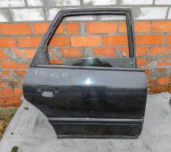 Дверь задняя правая Audi 100 C4 45 кузов