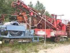 Krupp. Роторный Трактор Экскаватор S100