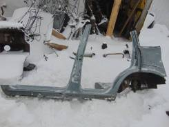 Порог кузовной Chevrolet Niva Chevrolet Niva 2011, левый