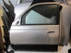 Дверь передняя левая на Toyota Hilux SURF 185