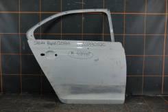 Дверь задняя правая для Skoda Rapid