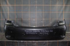 Бампер задний для Toyota Corolla E150