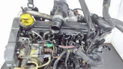Контрактный двигатель Renault Megane 2 2002-2009, 1.5 л, диз (K9K 722)