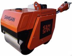 Samsan DDR-600D. Каток дорожный, виброкаток