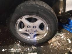 Колеса Toyota Camry R14 оригинальные диски, резина Yokohama Ice Guard