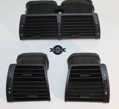 Решетка вентиляционная. BMW X5, E53 M54B30, M57D30TU, M62B44TU, N62B44, N62B48