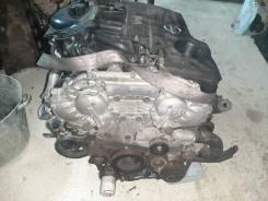 Контрактный двигатель Nissan Teana VQ25DE J32 пробег 78т. км 2008г