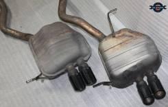 Глушитель. BMW X5, E53 N62B44