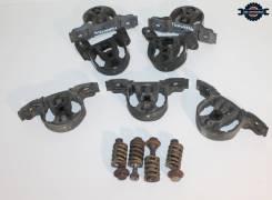 Подушка глушителя. BMW 7-Series, E65, E66 BMW X5, E53 M54B30, M57D30TU, M62B44TU, N62B44, N62B48