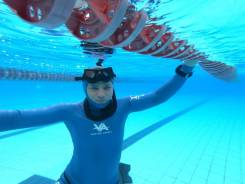 Обучение фридайвингу (подводному плаванию)