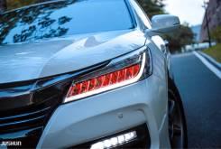 Фары (Тюнинг Комплект) Honda Accord (CR7/CR3) 2016 - Н. В.