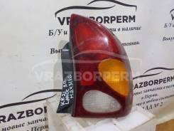 Фонарь задний правый Chevrolet Lanos 2004 [96460276]