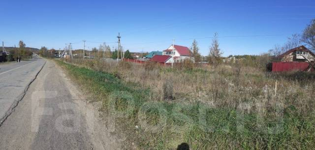 Продам участок 20 сот. в Виноградовке (газ, дорога, электричество). 2 000кв.м., собственность, электричество