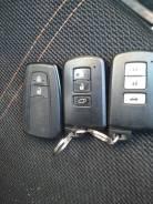 Ключ зажигания, смарт-ключ. Toyota: Harrier, Voxy, C-HR, Prius, Noah
