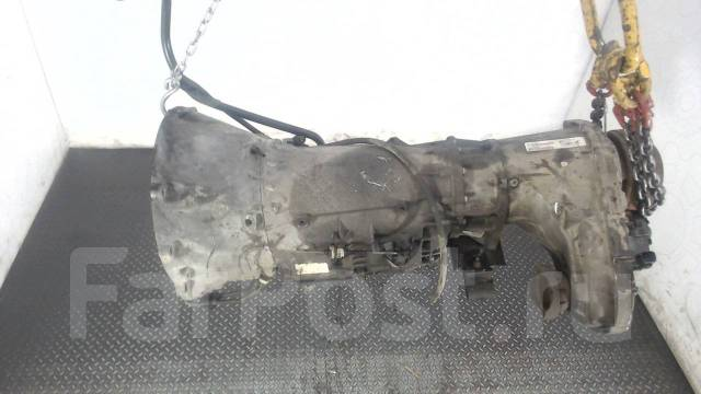 Контрактная АКПП - Dodge Nitro 2007, 2.8 л, дизель (ENR)