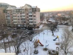 2-комнатная, улица Дзержинского 23. Центр, частное лицо, 49,0кв.м. Вид из окна днем