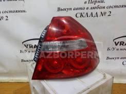 Фонарь задний правый Chevrolet Aveo 2005 [96650615]