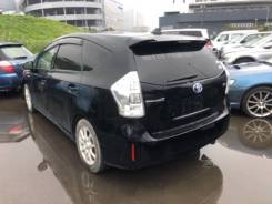 Rear cut Toyota Prius Alpha ZVW41 ЦВЕТ 202