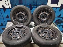 Комплект летних колес 185/65 R15 на дисках 4х100 без пробега по РФ