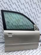 Дверь передняя правая Toyota land cruiser prado 120