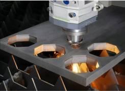 Лазерная резка металла (цвет. мет) И любых материалов. Гравировка. ЧПУ.