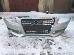 Audi A4 8K бампер передний 8K0807437 2008-2012