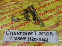 Пружина прижимная тормозной колодки Chevrolet Lanos Chevrolet Lanos, правая задняя