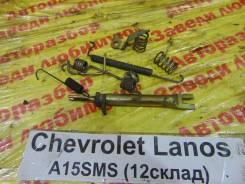 Пружина прижимная тормозной колодки Chevrolet Lanos Chevrolet Lanos, левая задняя