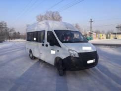 ГАЗ ГАЗель Next A65R32. Газель NEXT A65R32, 16 мест