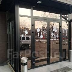 """Алюминиевые окна, двери и перегородки от производителя """"Отвёрткин""""!"""