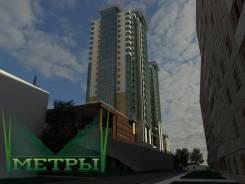 1-комнатная, улица Невельского 1а стр. 1. 64, 71 микрорайоны, агентство, 46,0кв.м.
