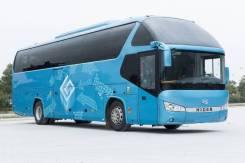 Higer KLQ6122B. Туристический автобус Higer KLQ 6122B, 51 место (спальное место), 51 место, В кредит, лизинг