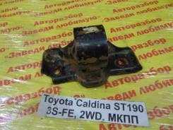 Подушка кпп Toyota Caldina Toyota Caldina 1993.07, правая