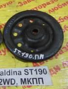 Опора пружины Toyota Caldina Toyota Caldina 1993.07, правая передняя