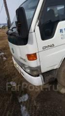 Toyota Dyna. Тайота Donna, 4 100куб. см., 2 200кг., 4x2