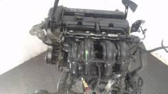 Контрактный двигатель Ford Fiesta 2008-2013, 1.4 л, бенз (SP)