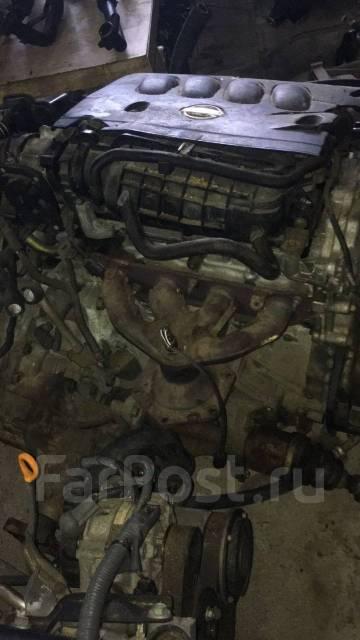 Двигатель Nissan Qashqai 08 г. MR20DE 2,0 л