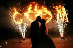 Только у нас самые эффектные Салюты для вашей свадьбы! Скидки