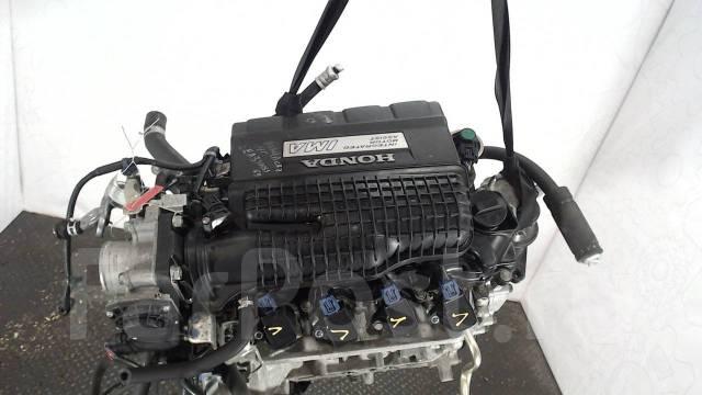 Контрактный двигатель Honda CR-Z 2013, 1.5 л, бенз (LEA3)