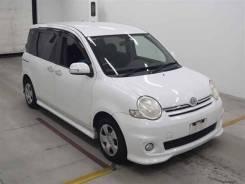 Toyota Sienta. NCP81, 1NZ