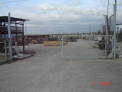 Площадка на охраняемой территории. Фото участка