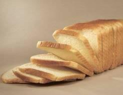 Хлеб тостовый белый 1,25 кг 29 штук